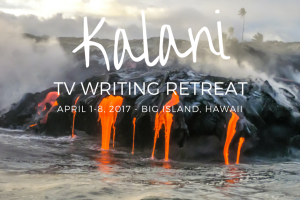 Kalani TV Writing Retreat Post