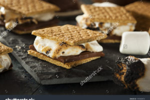 stock-photo-homemade-s-mores-with-marshmallows-chocolate-and-graham-crackers-199580876